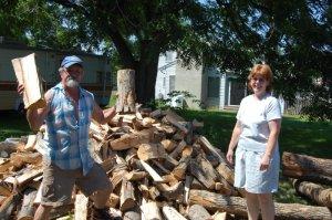 wood raffle winner