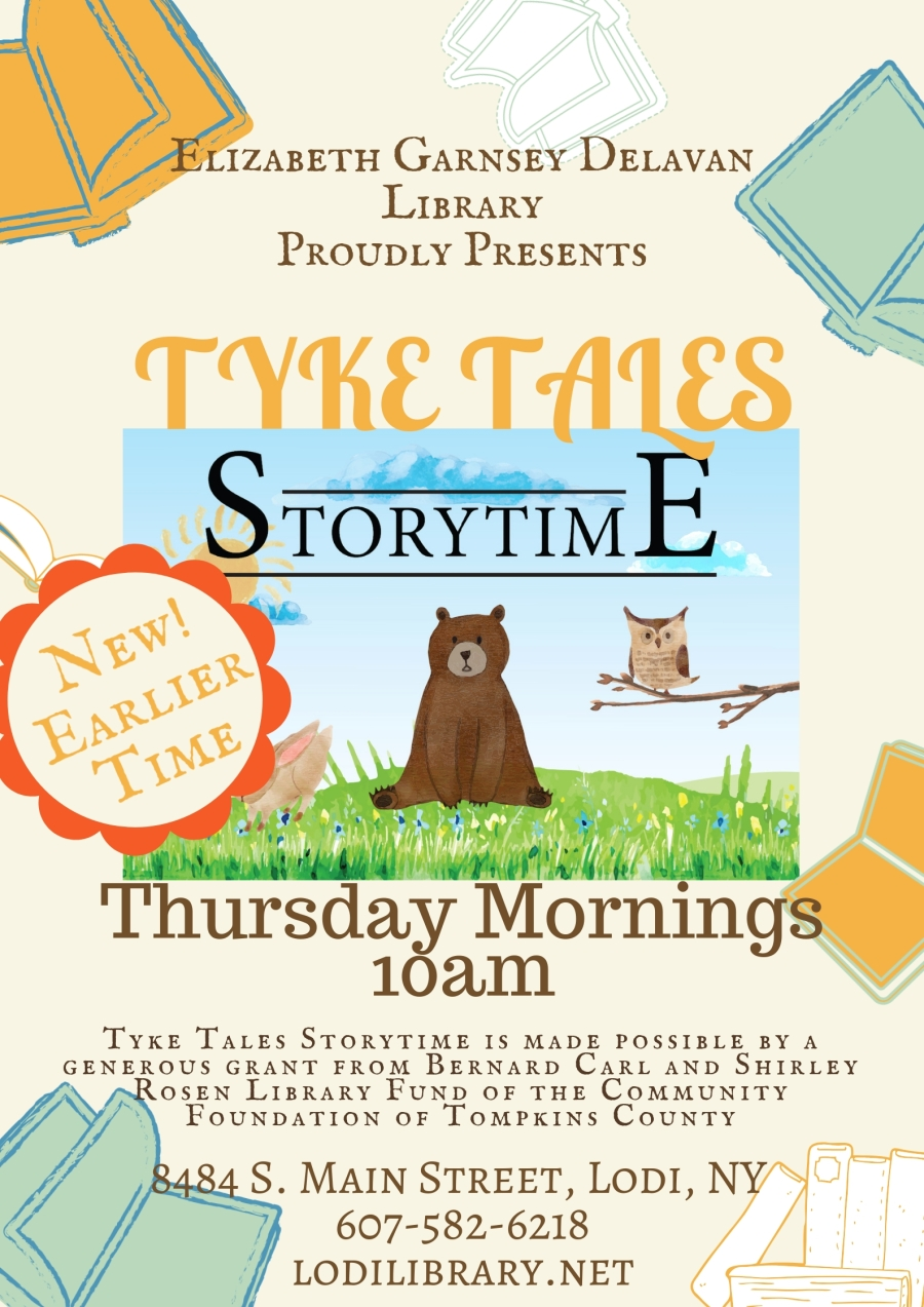 Tyke Tales Ad